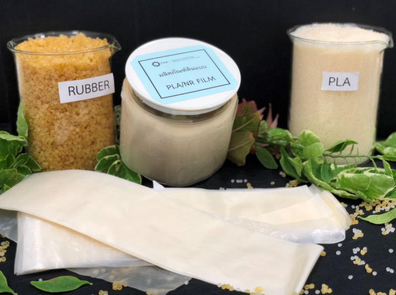 Bio-Plastic Packaging
