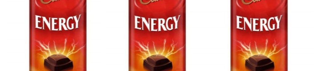 Cadbury Energy bar
