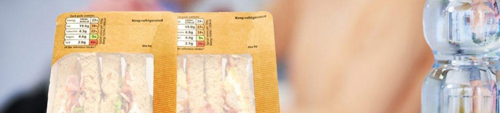 Sandwich-packaging