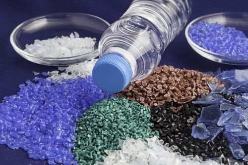 HDPE and PET recycling