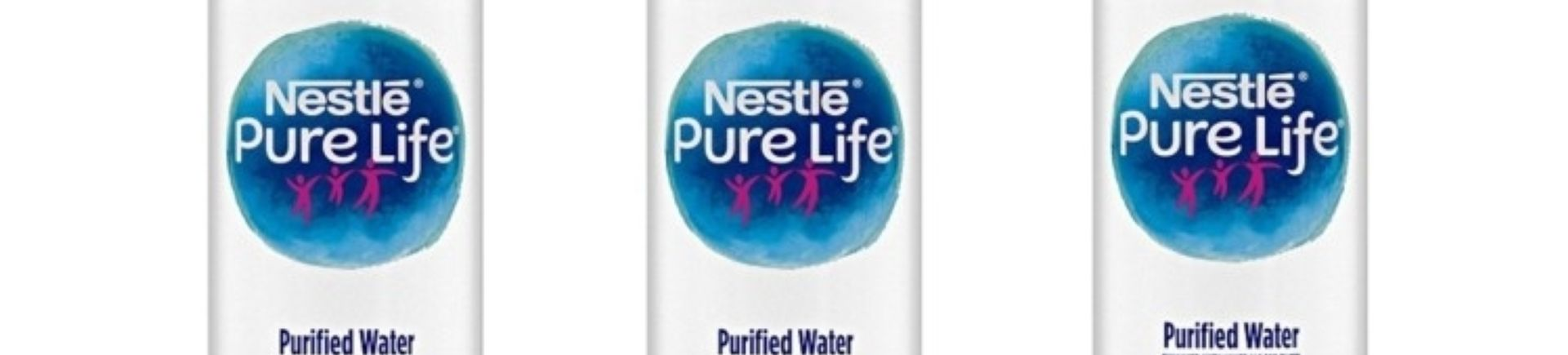 Nestlé Waters' Pure Life