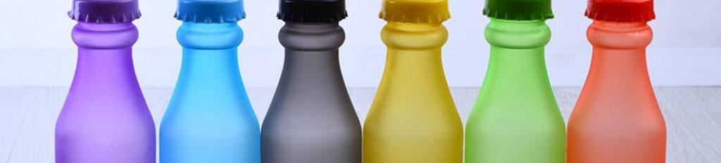 PolyOne PET bottle