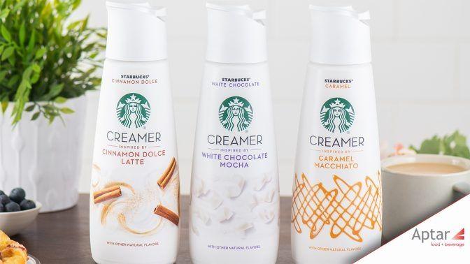 Starbucks-creamer