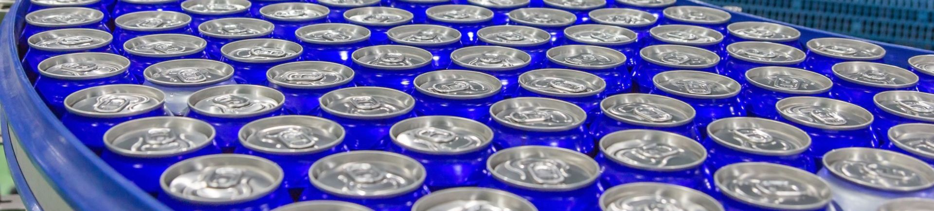 food and beverage cans