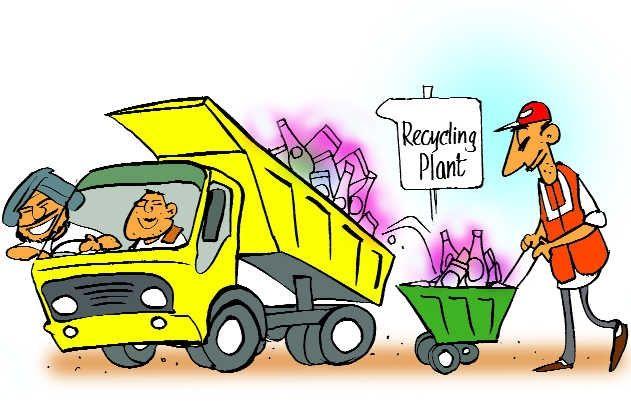 plastic waste in Punjab