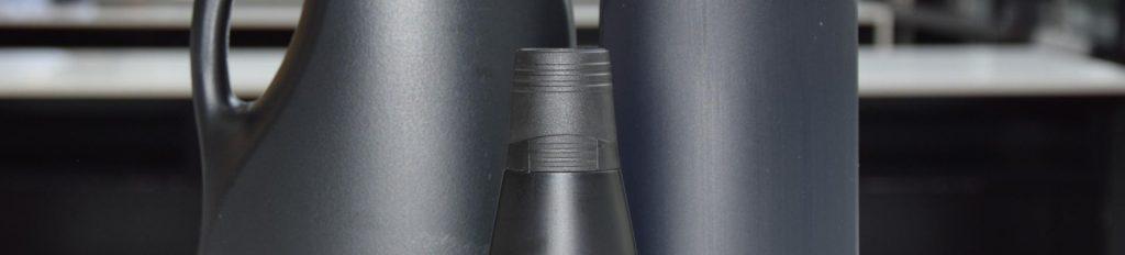 recyclable black plastic