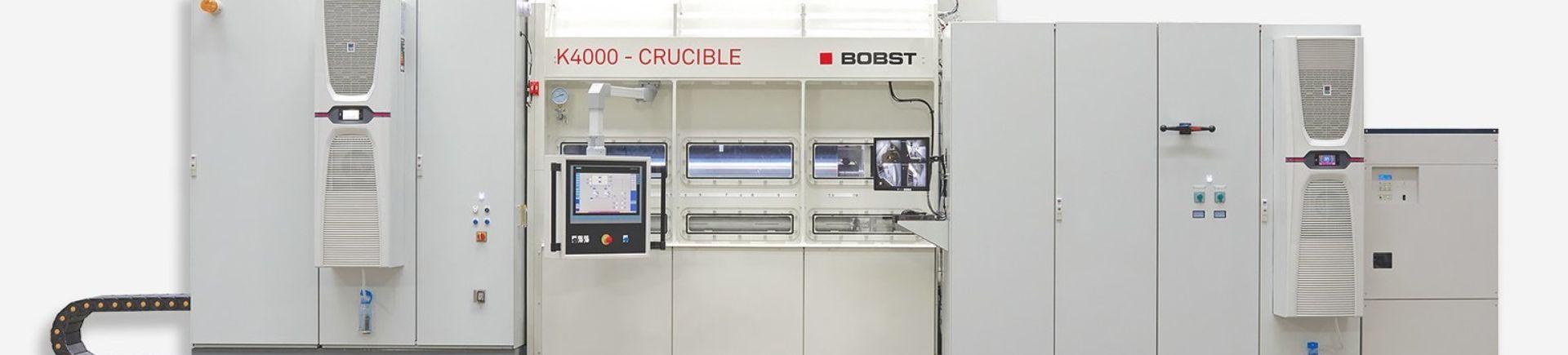 BOBST K4000 CRUCIBLE