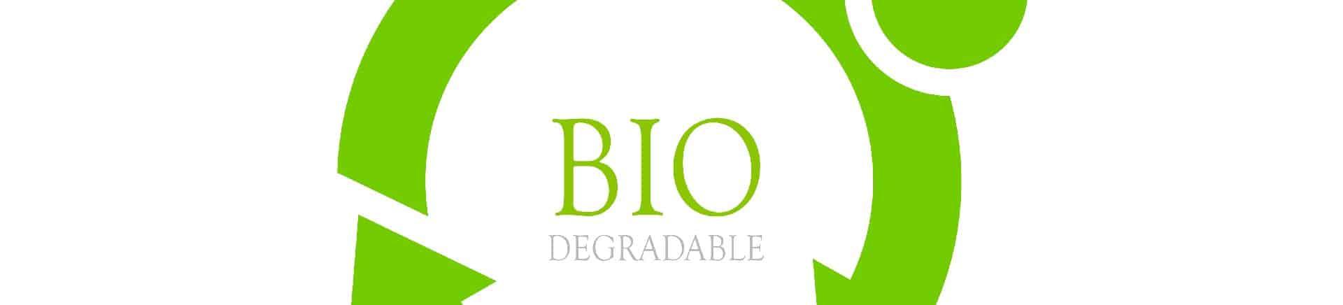 China biodegradable plastics