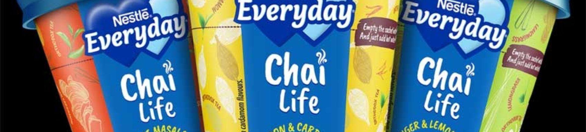 Nestlé-EVERYDAY Chai Life