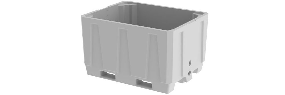 Nordic 1000L heavy duty container