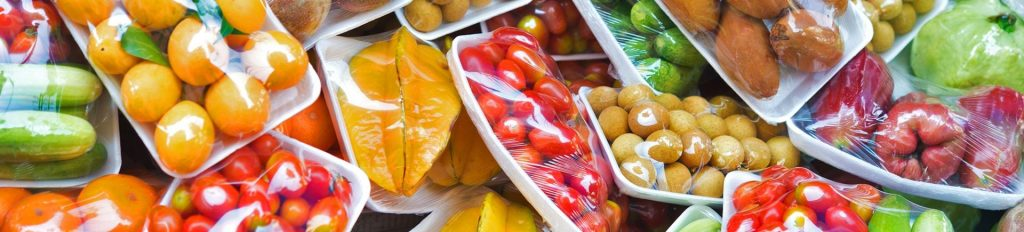 Packaged Fruits