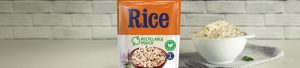 Rice packaging