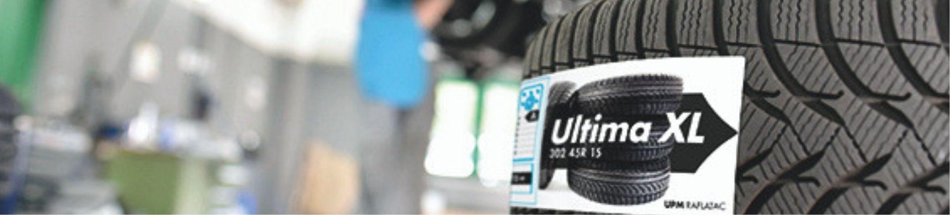 tire-tread labeling
