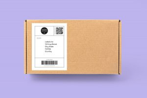 recycled direct thermal paper labels
