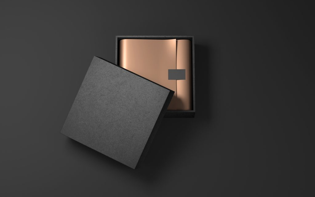 Luxury packaging box