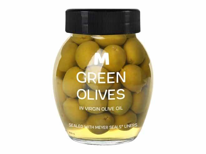 Meyer Olive Jar
