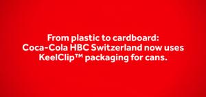 CARDBOARD REPLACES PLASTIC