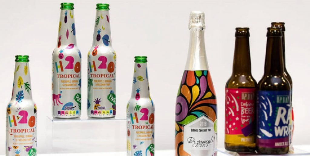 Elevate your packaging eith HP Electroink