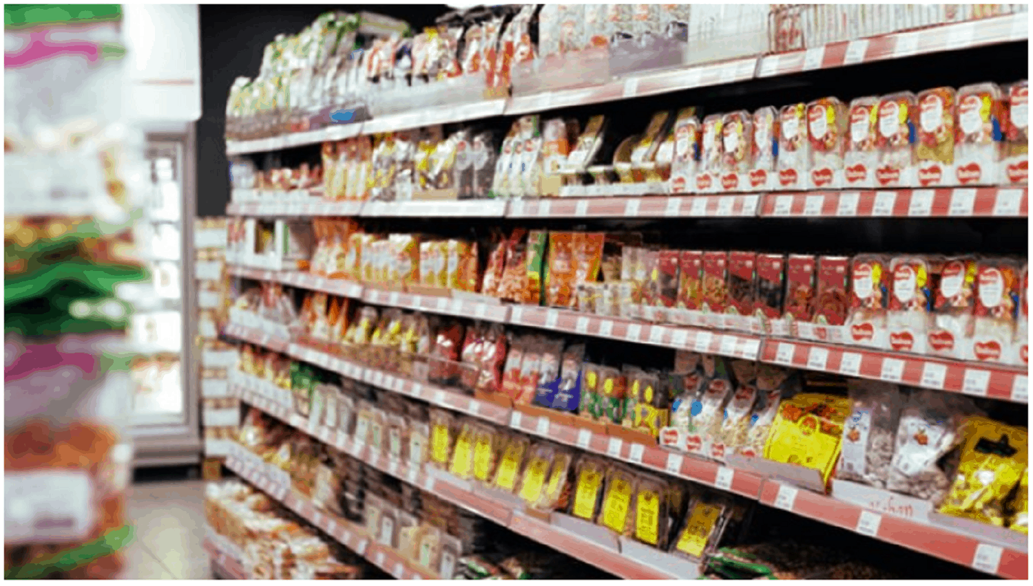 packaging materials for food contain