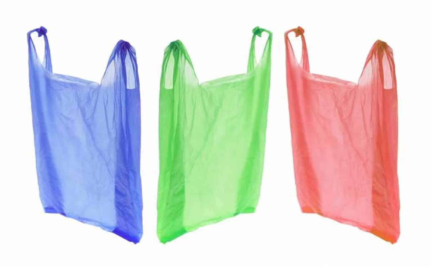 Compostable Plastic Carry Bags