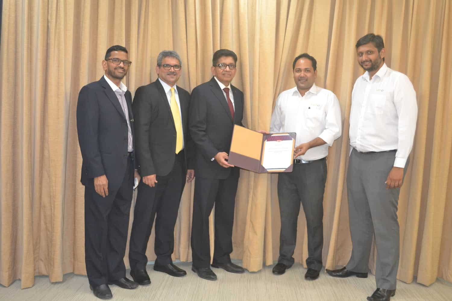 launch of post-consumer recycled (PCR) polyethylene film