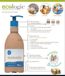 Ecologic bottle