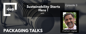 Ep 3 - Sustainability starts here with Prashant Jagtap