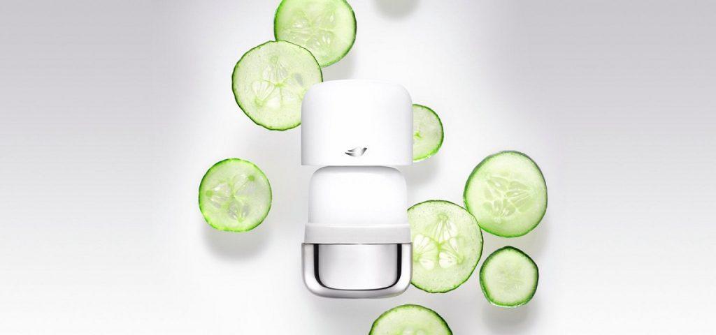 refillable, reusable deodorant