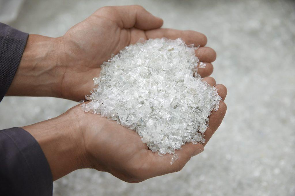 ALPLA Recycling Material