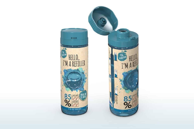 innovative refill solution