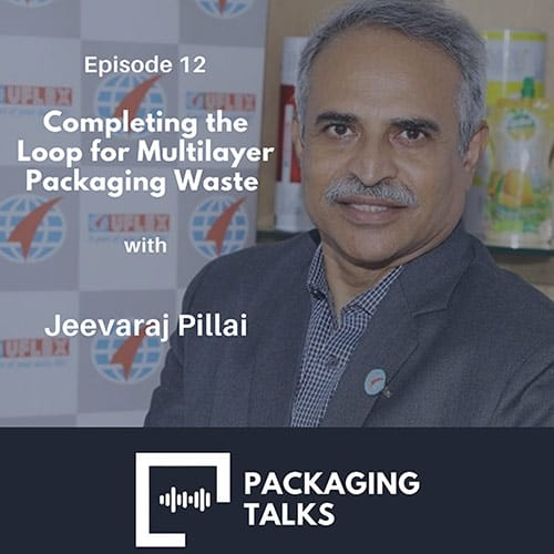 Podcast Ep 12 - Closing the loop on Multilayer Film Packaging waste