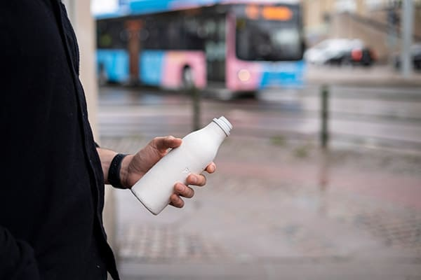 Stora Enso and Pulpex partner to produce fiber-based bottles on industrial scale