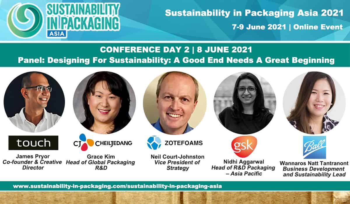 Sustainability in Packaging Asia 2021 - Day 2 Programme