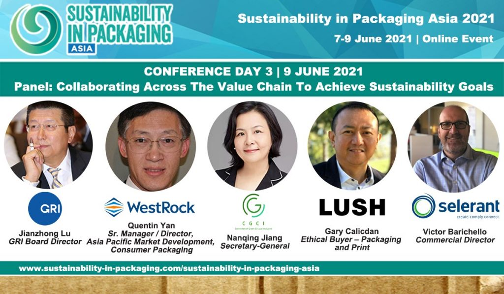 Sustainability in Packaging Asia 2021 - Day 3 Programme