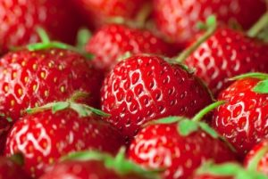 Strawberries tracked through QR and RFID