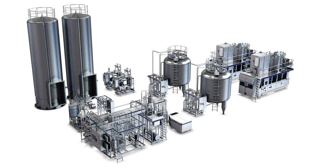 Tetra pak's optimal integrated solution helps cut water usage and carbon emissions for the dairy sector