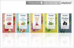 Elephant wins the A'Design Award (Italy)for Himalaya Wellness Packaging Design