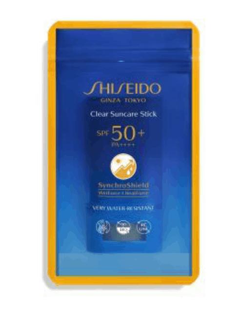 SHISEIDO Clear Suncare Stick