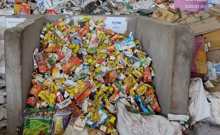 Tetra Pak and FINISH Society partner to increase collection & recycling of used carton packs in Udaipur