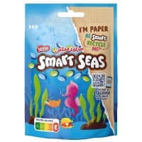 Nestlé dives into the sea for latest Smarties campaign featuring Augmented Reality