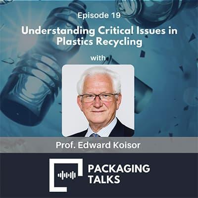 Ep 19 - Packaging Talks Edward Koisor