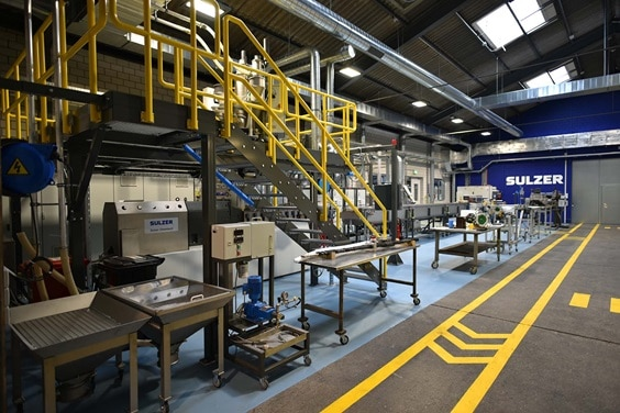Sulzer Chemtech and Wageningen Food & Biobased Research