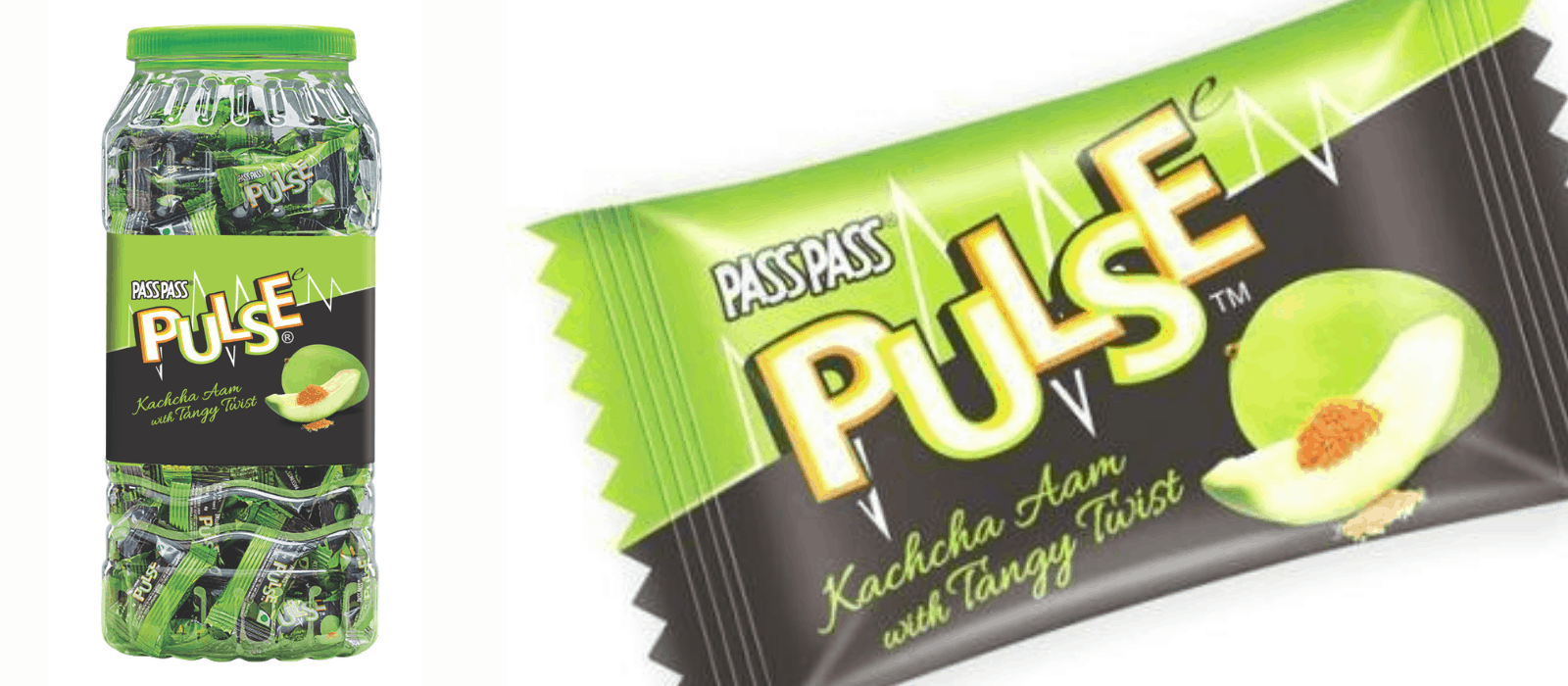 DS Group uses recycled-PET for its popular Pulse candy
