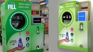 HUL launches 'Smart Fill' machine, empowers consumers to reduce plastic waste
