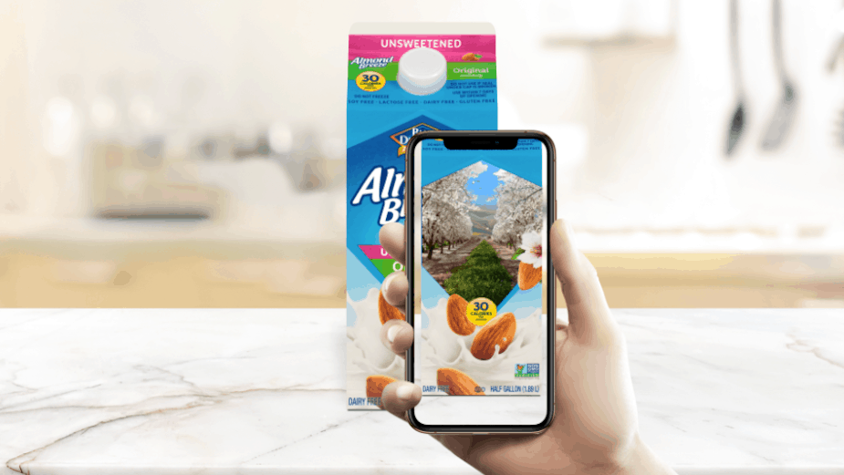 On-Pack AR experience tracks Orchard-to-Shelf journey