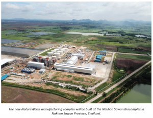 Nature Works Integrated Ingeo PLA Manufacturing Plant