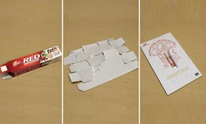 This Toothpaste Aims To Repurpose Its Dropped Carton Packaging Into Notebooks For The Underserved.