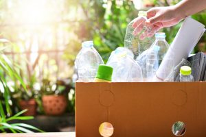 Plastic,Bottle,Garbage,For,Recycling,Concept,Reuse