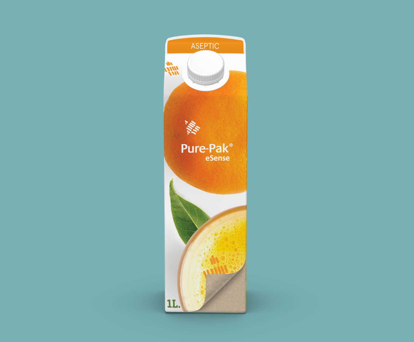 Elopak announces the more environmentally friendly aseptic carton – the Pure-Pak® eSense