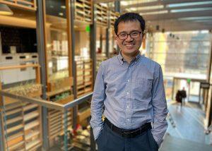 Dr. Junpeng Wang - Polymer Scientist